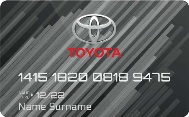 Toyota Reward Card, get yours at Northridge Toyota, serving Chatsworth, Canoga Park, Mission Hills