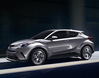 New Toyota C-HR News | Toyota News | Northridge Toyota C-HR | Northridge Toyota New Inventory | C-HR