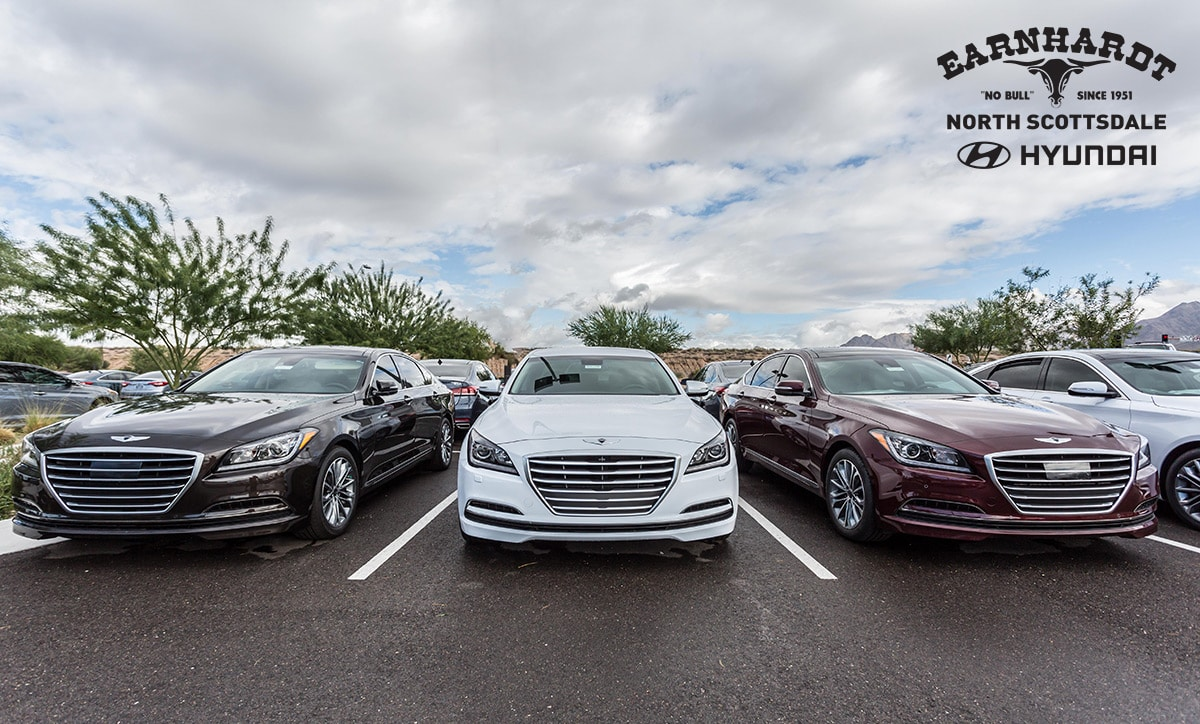 New Genesis vehicles in Phoenix AZ
