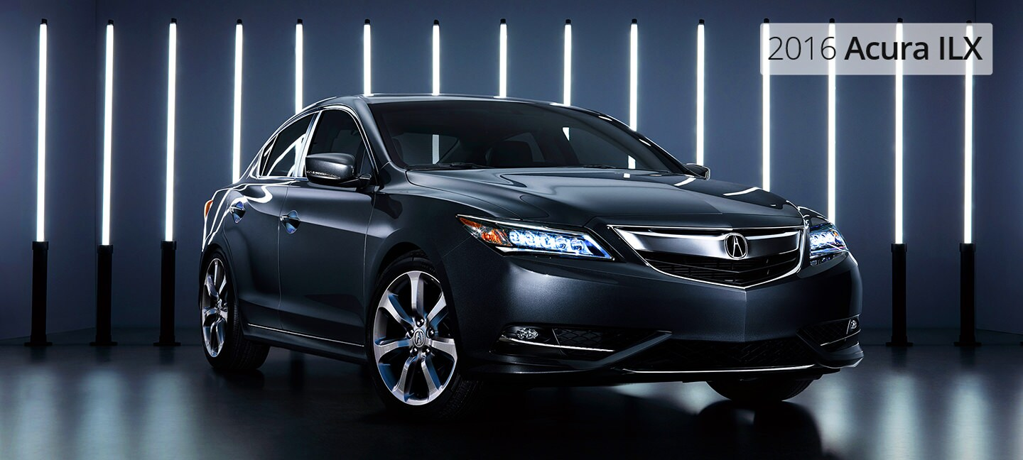 The New Acura ILX - Acura ilx upgrades