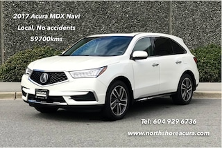 2017 Acura MDX Navi No Accidents, Mint Condition SUV