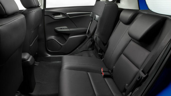 2018 Honda Fit 2nd Row Magic Seat