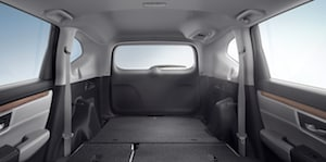 2017 Honda CR-V cargo space