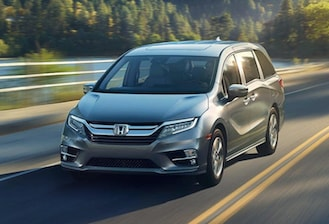 2019 Honda Odyssey Trim Comparison