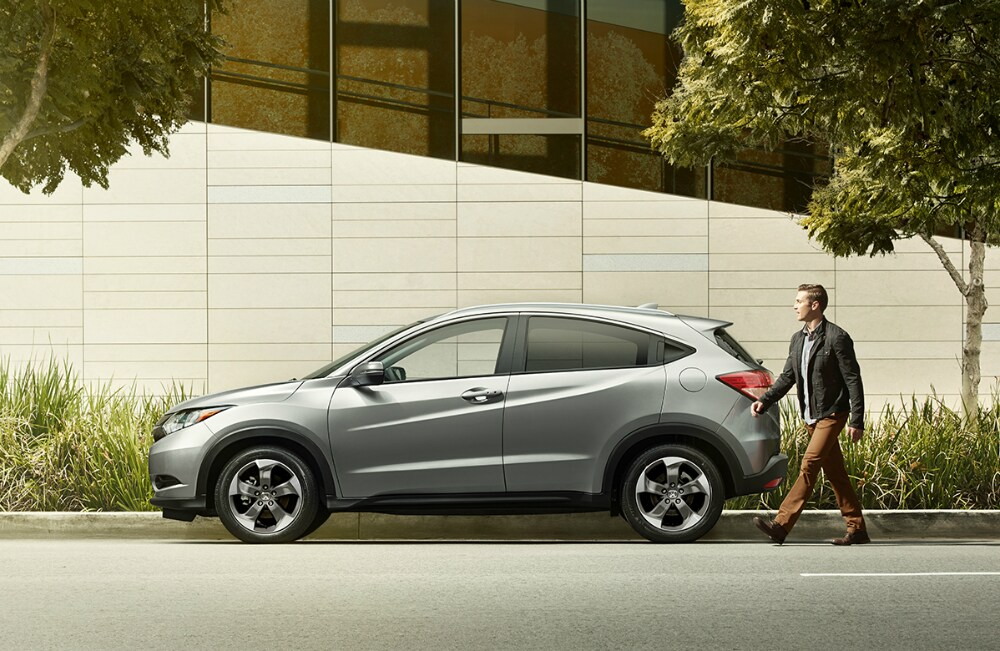 2018 Honda HR-V near Manhasset