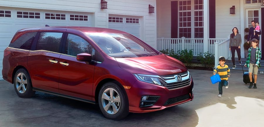 2018 Honda Odyssey available in Long Island