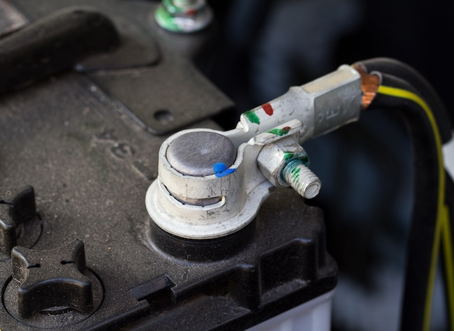 How To Clean Battery Terminals North Shore Honda