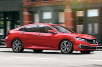 2019 Honda Civic on Long Island