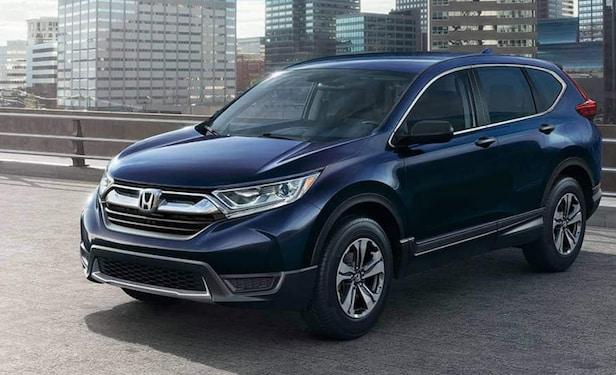 2019 Honda CR-V Towing