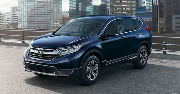 2017 Honda CR-V available in Long Island