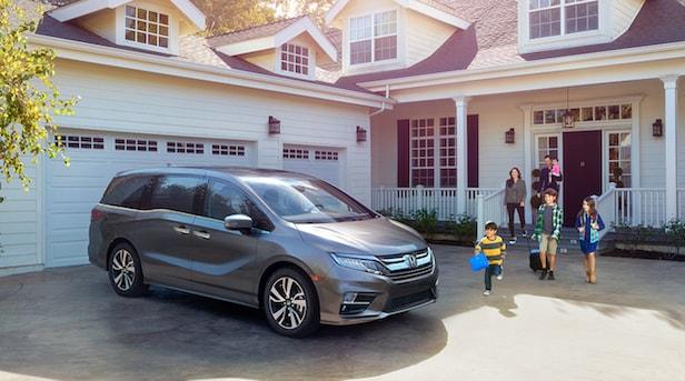 2019 Honda Odyssey Near Port Washington