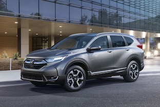 2019 Honda CR-V Trim Comparison