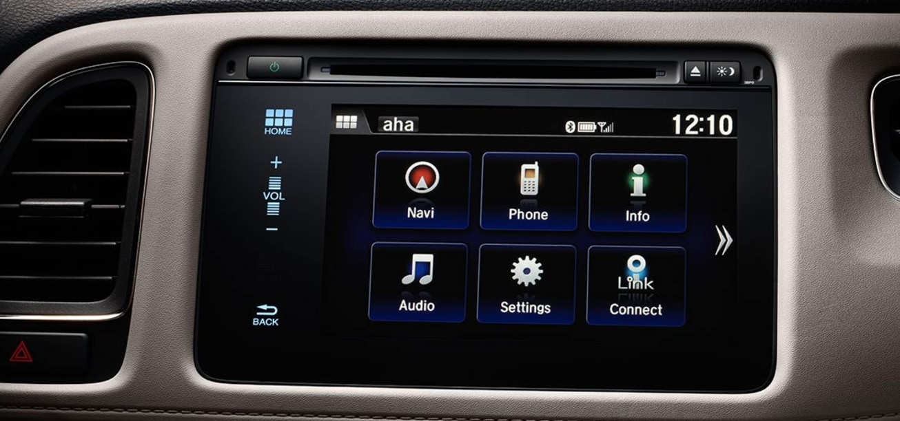 2017 Honda HR-V technology
