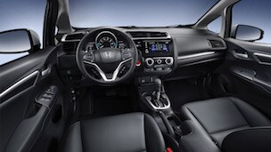 2019 Honda Fit Dash