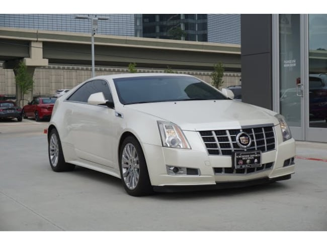 2013 Cadillac CTS Coupe Performance Coupe