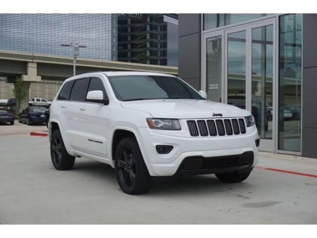 2015 Jeep Grand Cherokee Altitude 4WD  Altitude