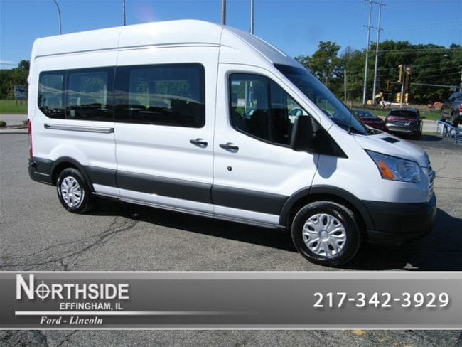 767db79af8 Used 2017 Ford Transit-350 XLT 15 Passenger Wagon High Roof Wagon for sale  in