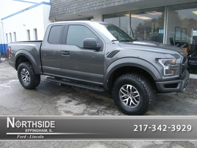 Used Ford Raptor >> Used 2018 Ford F 150 For Sale Effingham Il 1ftex1rg9jfa00228