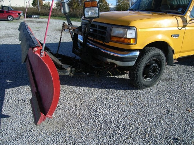 Used 1997 Ford F-Super Duty For Sale | Effingham IL 1FDLF47F1VEA44995