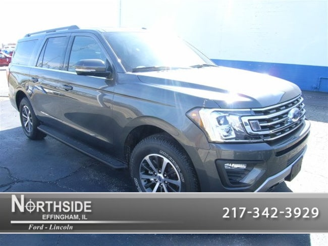 Used 2018 Ford Expedition Max XLT SUV 1FMJK1JT6JEA27619 for sale in Effingham IL