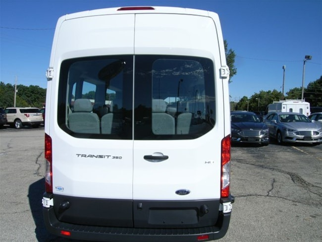 481e7e70ec ... Used 2017 Ford Transit-350 XLT 15 Passenger Wagon High Roof Wagon for  sale in ...