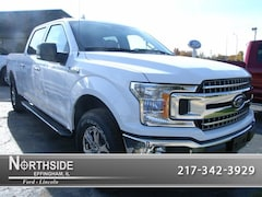 new 2018 Ford F-150 Truck SuperCrew Cab 1FTFW1EG1JKF68929 for sale in Effingham IL