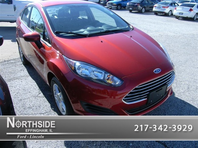 New 2018 Ford Fiesta SE Sedan for sale in Effingham, IL