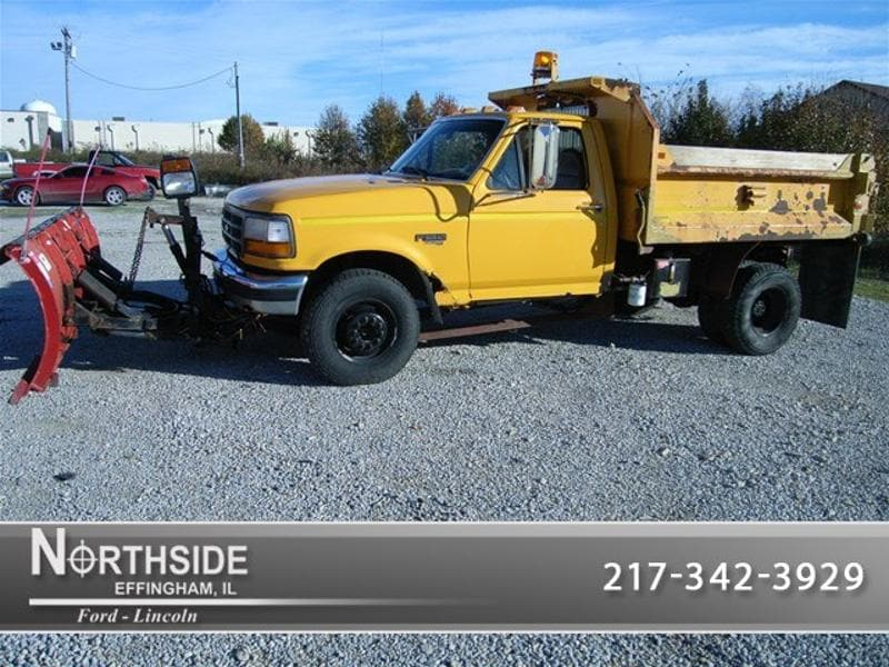 1997 Ford F-Super Duty XL Truck