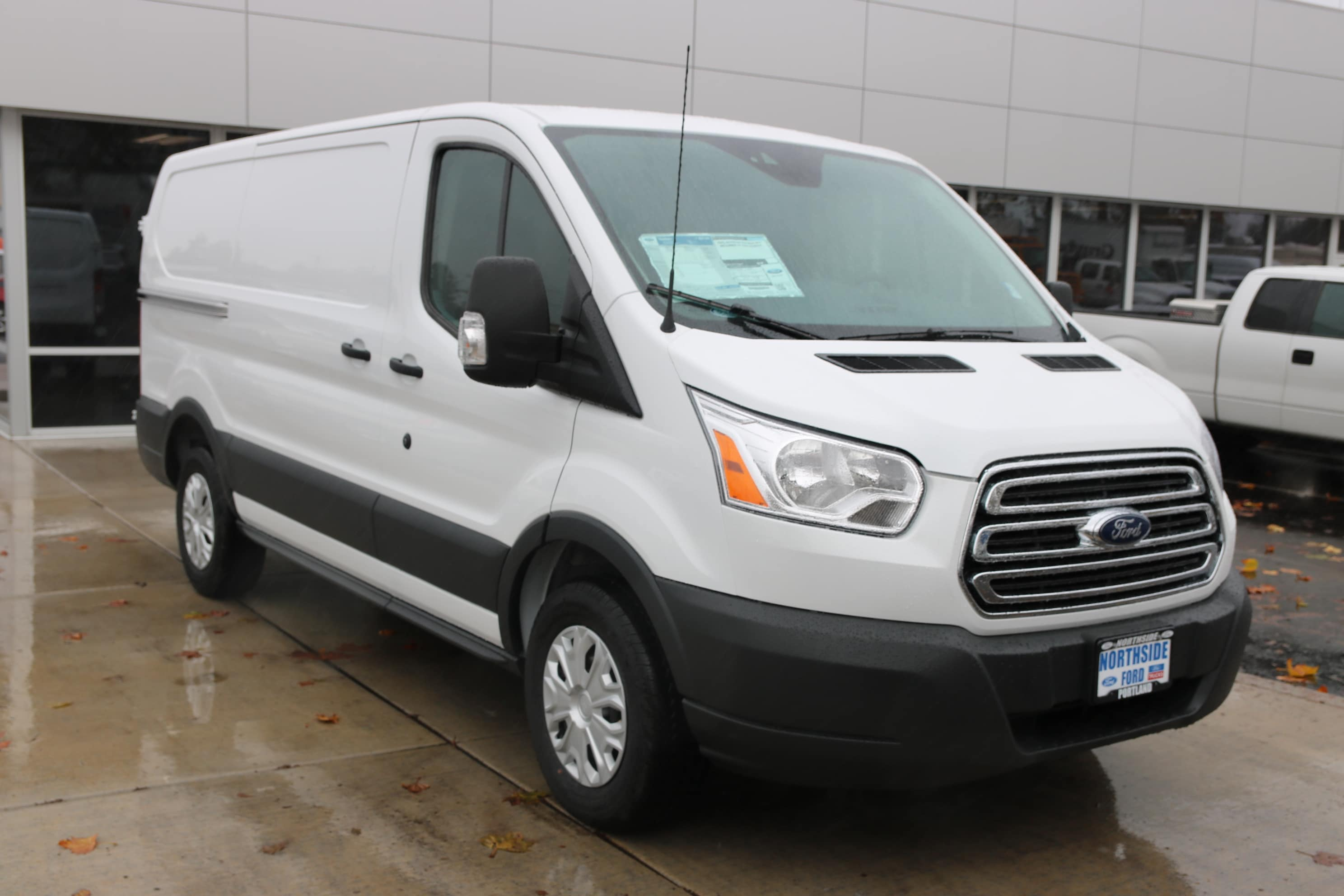 2017 Ford Transit-150 Base w/Sliding Pass-Side Cargo-Door Truck