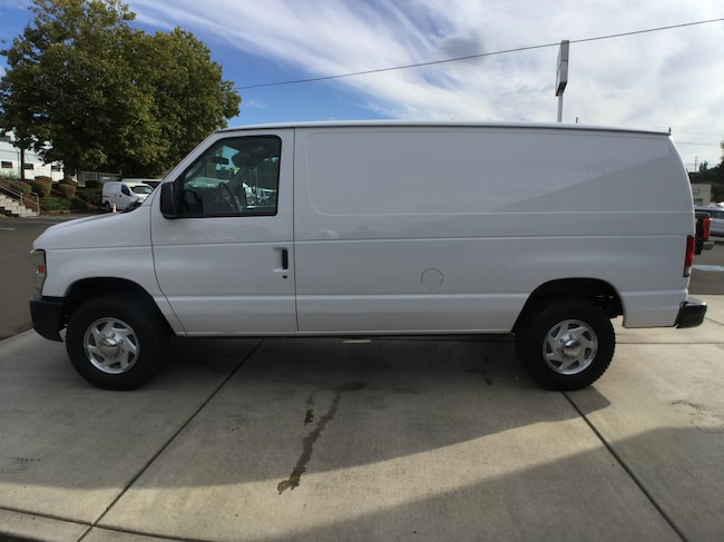 2013 Ford E-350SD Commercial Cargo Van