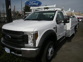 2017 Ford F-450 Chassis XL Crew Cab