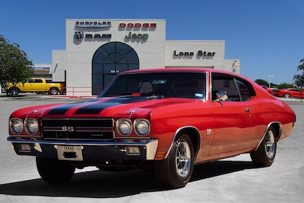1970 Chevrolet Chevelle SS LS6 (Restored) Coupe