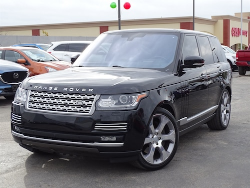 2016 Land Rover Range Rover Autobiography 4WD  Autobiography