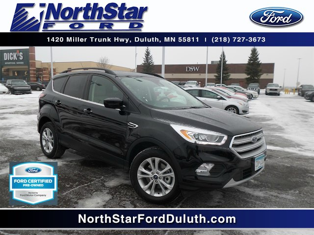 Used 2018 Ford Escape for sale near Esko, MN