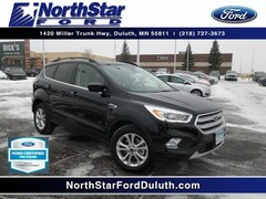 New 2018 Ford Escape SEL SUV for sale Duluth