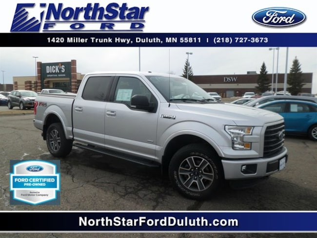 Certified Used 2015 Ford F-150 XLT Truck in St. Louis County