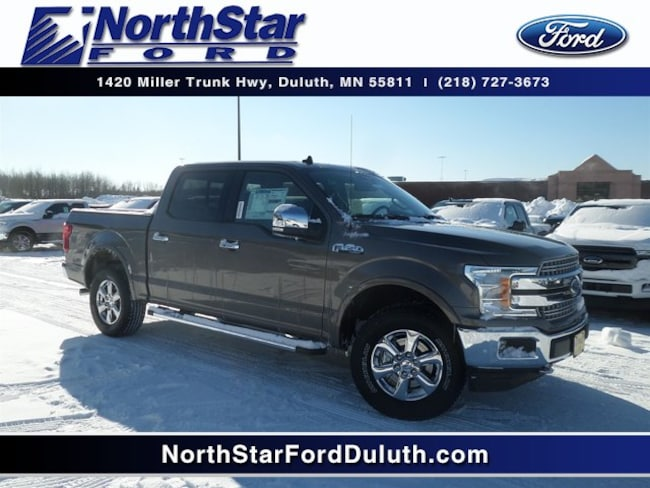 New 2019 Ford F-150 Lariat Truck for sale near Esko, MN