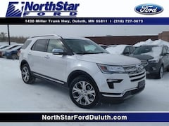 New 2019 Ford Explorer for sale near Adolph. MN