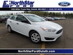 New Ford 2018 Ford Focus S Sedan 1FADP3E21JL260387 in Duluth, MN