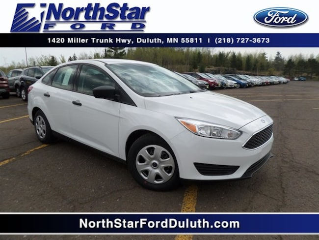 New 2018 Ford Focus S Sedan for sale near Esko, MN