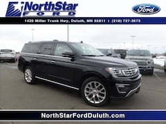 New Ford 2019 Ford Expedition Max in Duluth, MN