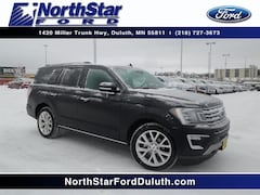 New Ford 2018 Ford Expedition in Duluth, MN