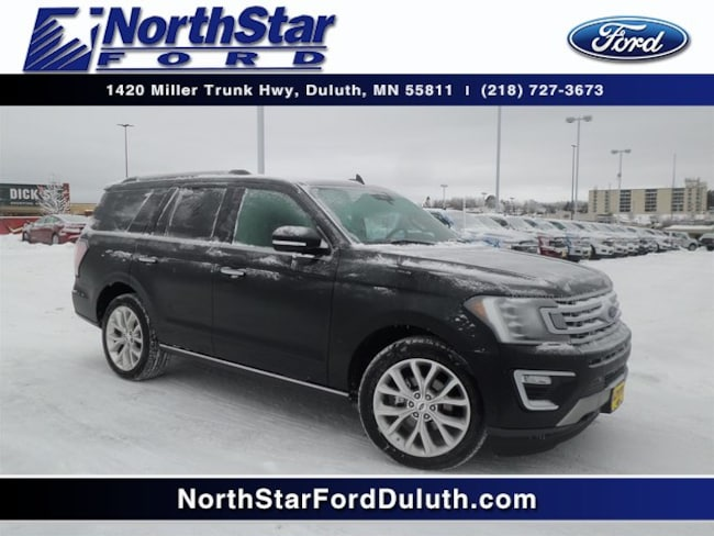 New 2018 Ford Expedition Limited SUV for sale near Esko, MN