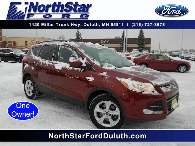 Used 2016 Ford Escape for sale near Esko, MN