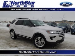 New Ford 2019 Ford Explorer in Duluth, MN