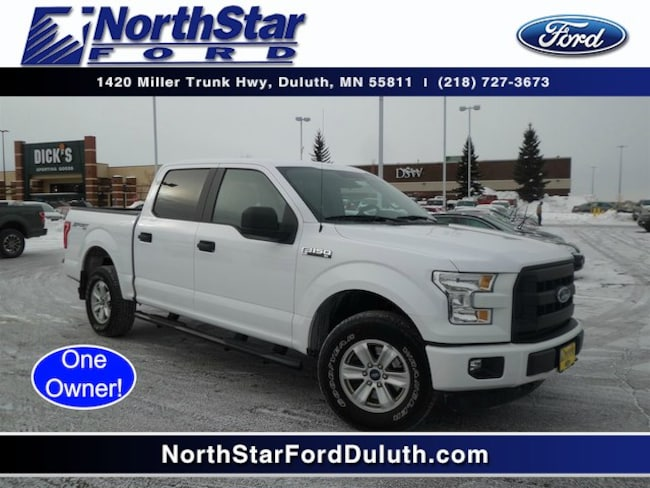 Used 2015 Ford F-150 XL Truck in St. Louis County
