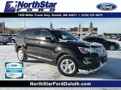 New 2016 Ford Explorer XLT SUV for sale Duluth