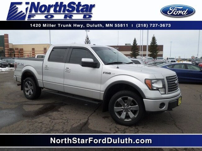 Used 2011 Ford F-150 FX4 Truck in St. Louis County