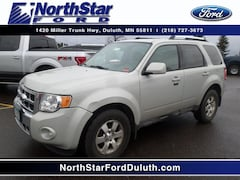 Used 2009 Ford Escape Limited SUV for sale Duluth