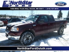 Used 2005 Ford F-150 XLT Truck for sale Duluth